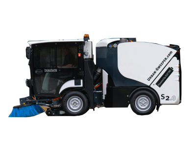 Boschung Urban-Sweeper S2