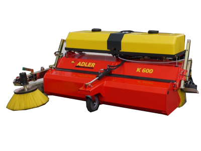 Adler Sweeper K 600