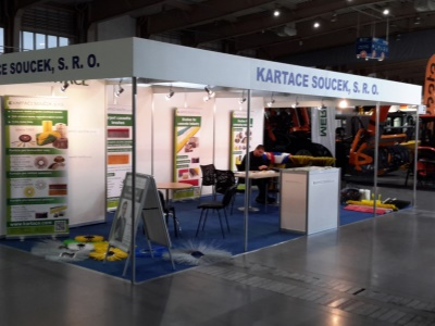 Trade fairs: where you may have seen us?